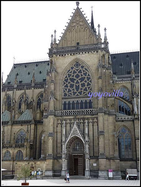 奧地利 林茲 林茲新主教座堂 Neuer Dom, Linz,Austria