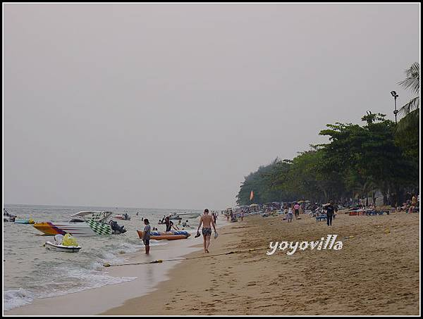 泰國 芭達雅 Jomtien Beach, Pattaya, Thailand