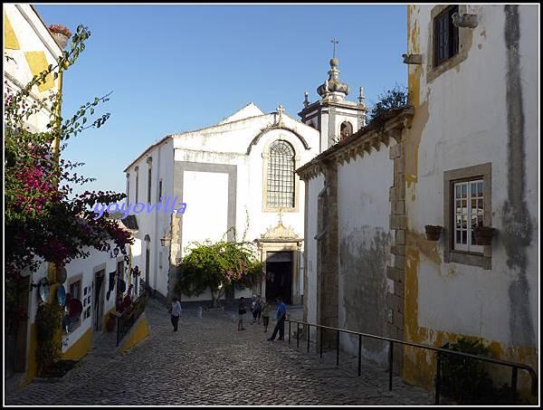 葡萄牙 歐比多斯 Obidos, Portugal