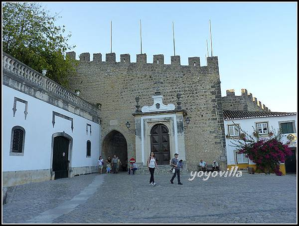 葡萄牙 歐比杜斯 Obidos, Portugal