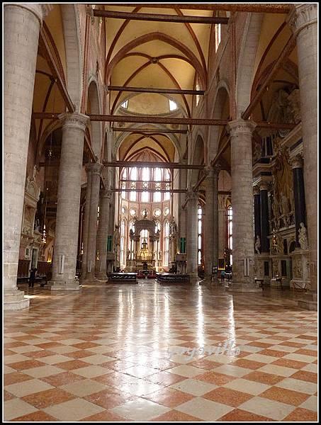 意大利 威尼斯 聖若望及保祿大殿 Santi Giovanni e Paolo, Venice