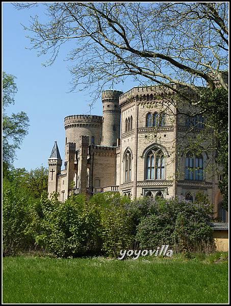 德國 波茨坦 巴伯斯貝格城堡 Schloss Babelsberg,Potsdam, Germany