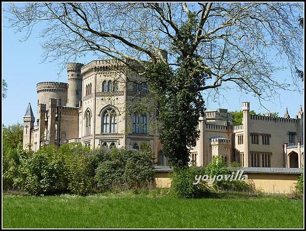 德國 波斯坦 巴伯斯貝格城堡 Schloss Babelsberg,Potsdam, Germany