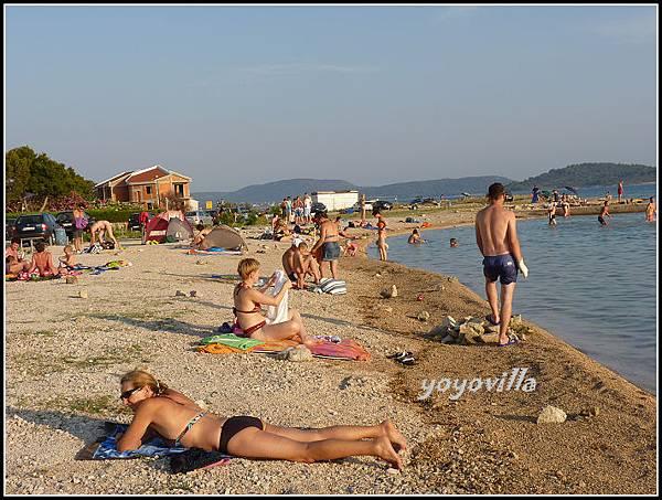 克羅埃西亞 海邊 Croatia
