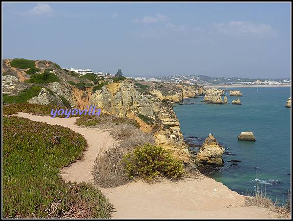葡萄牙 拉各斯 Praia do Camilo, Lagos, Portugal