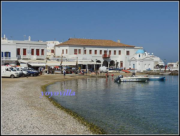 希臘 米克諾斯 海邊 Mykonos, Greece