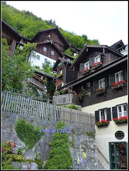奧地利 哈爾施塔特 Hallstatt, Austria