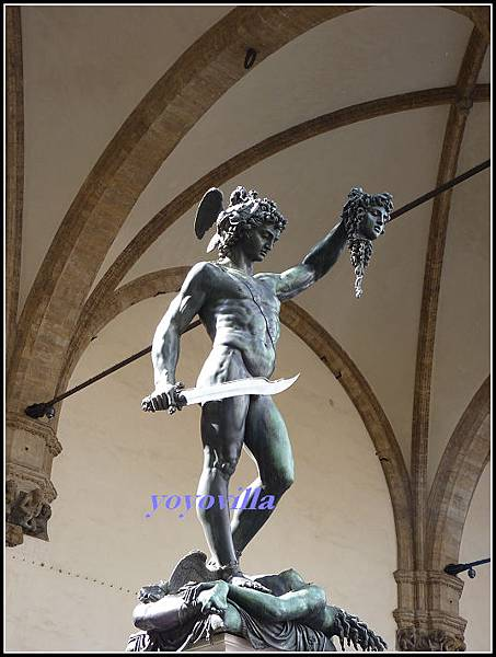 意大利 佛羅倫斯 領主廣場 Piazza della Signoria, Florence, Italy