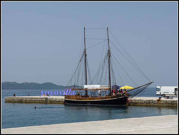 克羅埃西亞 扎達爾 Zadar, Croatia
