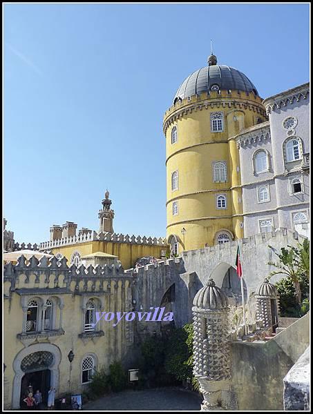 葡萄牙 新特拉 佩納宮 Palácio Nacional da Pena, Sintra, Portugal