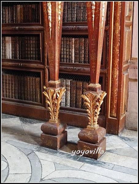 葡萄牙 科英布拉 大學圖書館 Biblioteca Joanina, Coimbra, Portugal