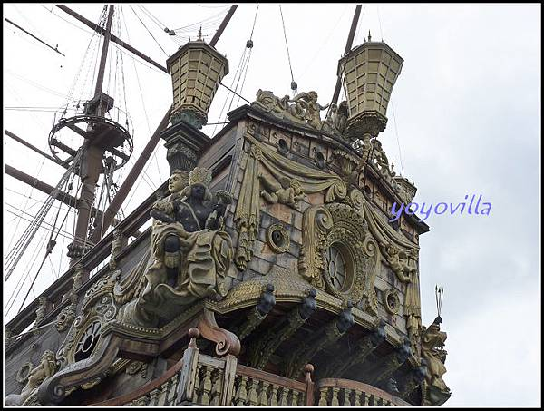 意大利 熱那亞 舊港 Old harbour, Genova, Italy