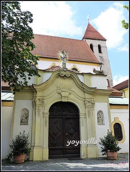德國 雷根斯堡 老教堂 Alten Kapelle, Regensburg, Germany