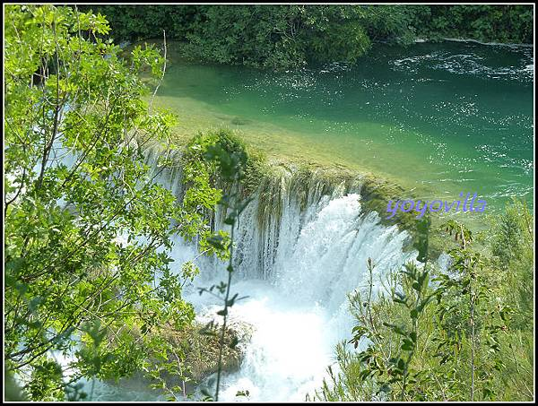 克羅埃西亞 克爾卡國家公園 Krka National Park, Croatia