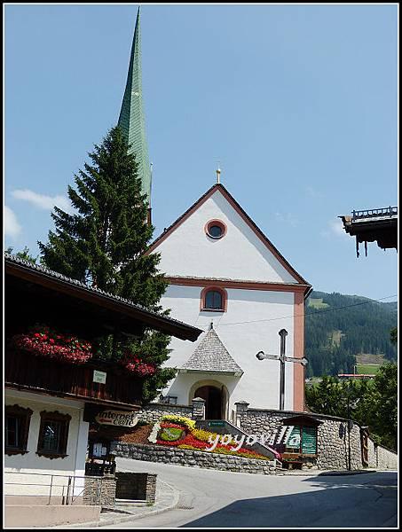 奧地利 阿爾卑巴赫 Alpbach, Austria