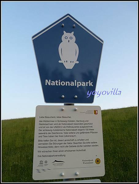 德國 瓦登海自然國家公園 Nationalpark Wattenmeer, Geramny