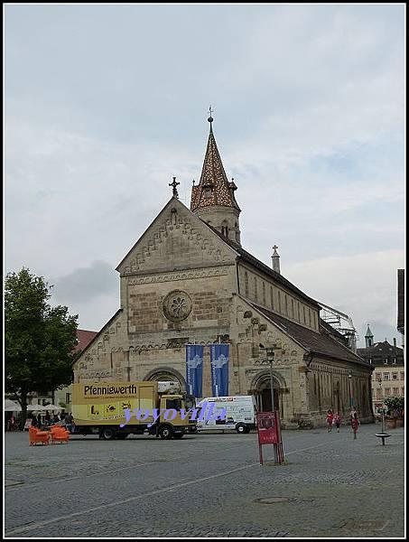 德國 施瓦本格明德 Schwabisch-Gmund, Geramny