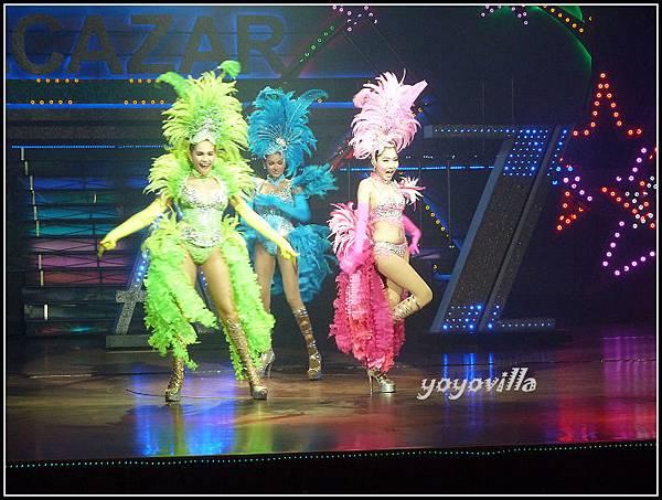 泰國 芭達雅 Alcaza Show, Pattay, Tailand
