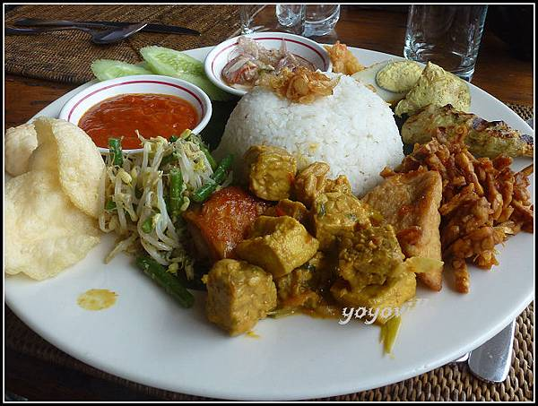 巴釐島 食物