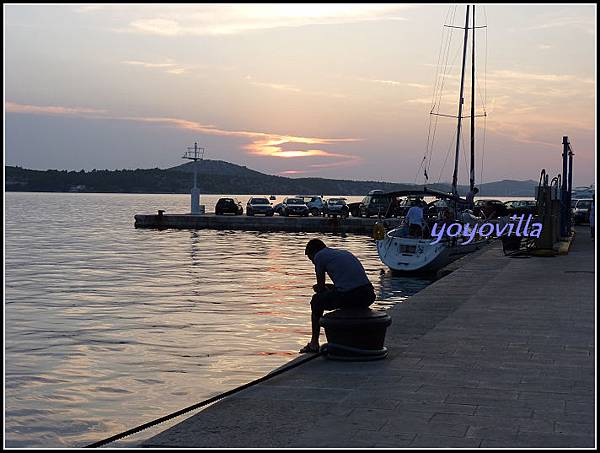 克羅埃西亞 西貝尼克 Sibenik, Croatia