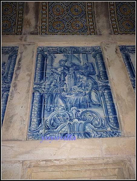 葡萄牙 拖馬爾 基督會院 Convento de Cristo, Tomar, Portugal