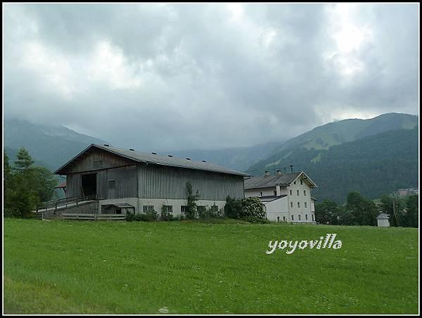 奧地利 田野風光 Austria