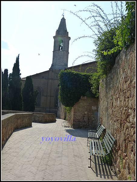 意大利 皮恩札 Pienza, Italy