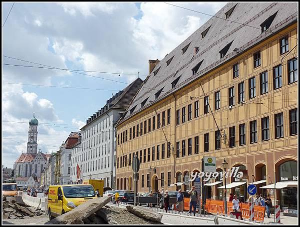 德國 奧格斯堡 Augsburg, Germany