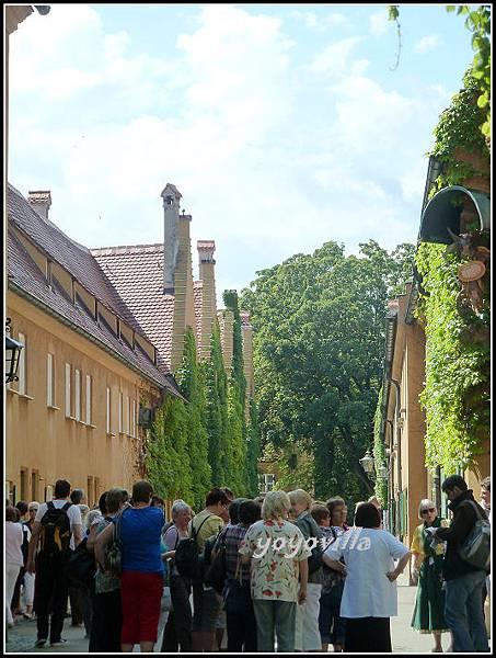 德國 奧格斯堡 富格爾之家 Fuggerei, Augsburg, Germany