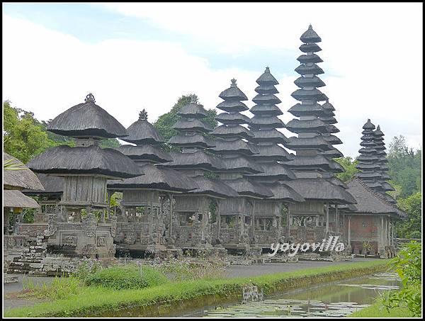 印尼 巴釐島 Taman Ayum, Bali