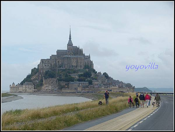 法國 聖米歇爾山 Mont Saint Michel, France
