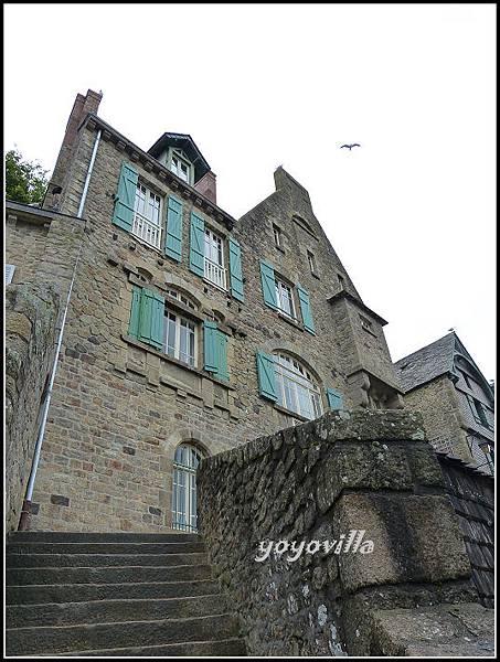 法國 聖米歇爾山 Mont Saint Michel, France