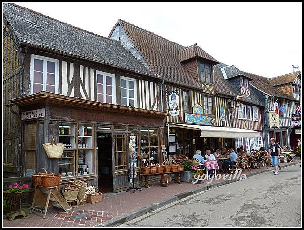 法國 奧格地區伯夫龍 Beuvron-en-Auge, France