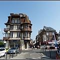 法國 象鼻海岸 埃特雷塔 Étretat, France
