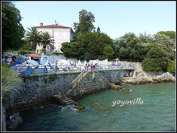 克羅埃西亞 奧帕蒂亞 Opatija, Croatia
