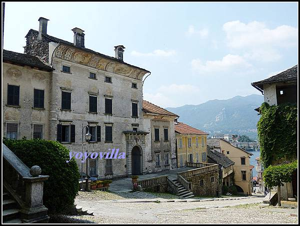 義大利 聖朱廖 Orta San Giulio, Italy