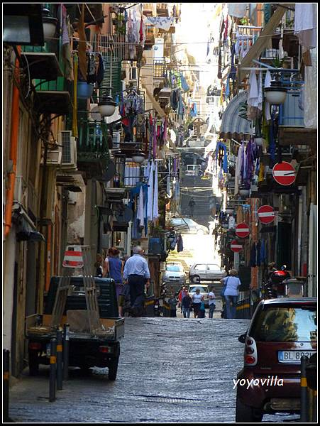 意大利 拿坡里 (那不勒斯) Napoli, Italy
