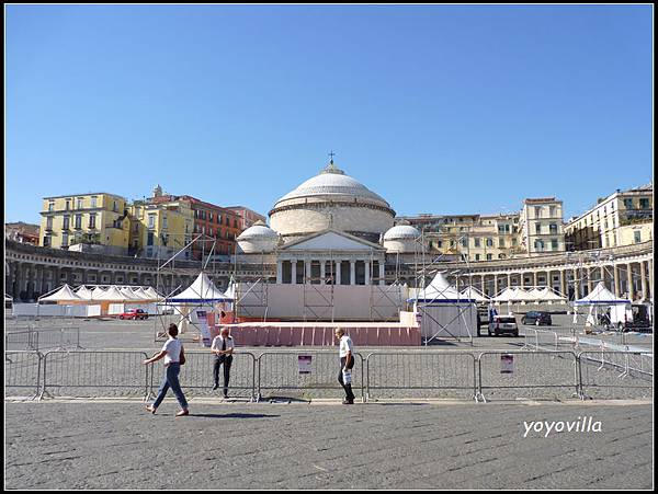 意大利 拿坡里 景點 Napoli, Italy