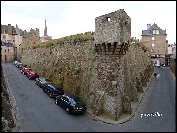 法國 聖馬洛 Saint Malo, France
