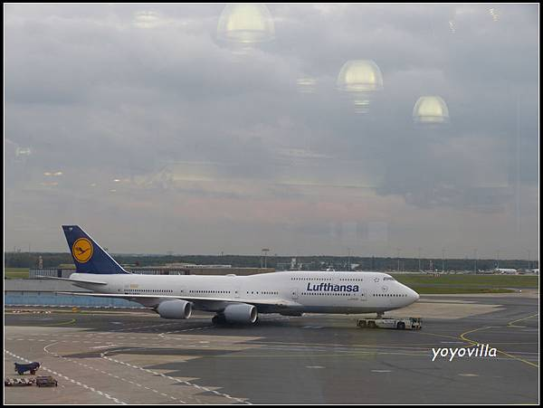德國 法蘭克福飛機場 Frankfurt am Main Airport, Germany