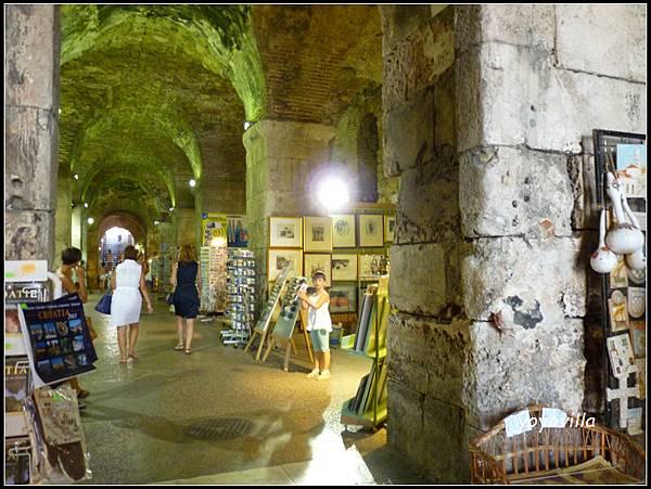 克羅埃西亞 史普利特 古蹟 Split, Croatia