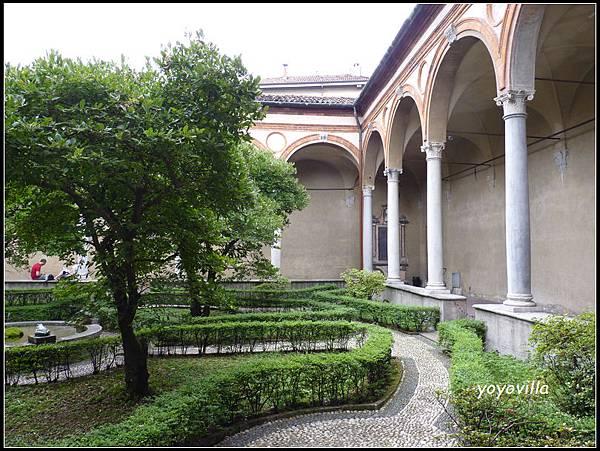 義大利 米蘭 聖瑪利亞感恩修道院 Santa Maria delle Grazie, Milano, Italy