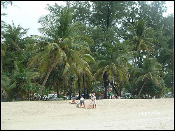 泰國 巴東海灘 Patong Beach, Phuket, Thailand
