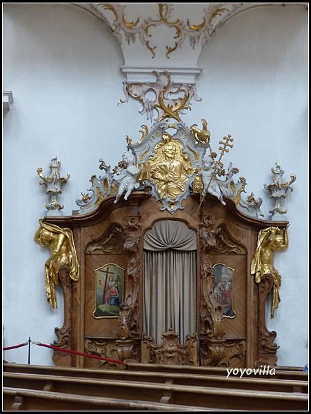 德國 艾塔爾 艾塔爾修道院 Ettal, Germany