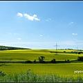 德國 圖林根 田園景色 Thüringen, Germany