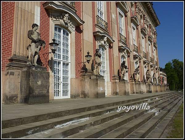 德國 波茨坦 新宮 Neues Palais, Potsdam, Germany