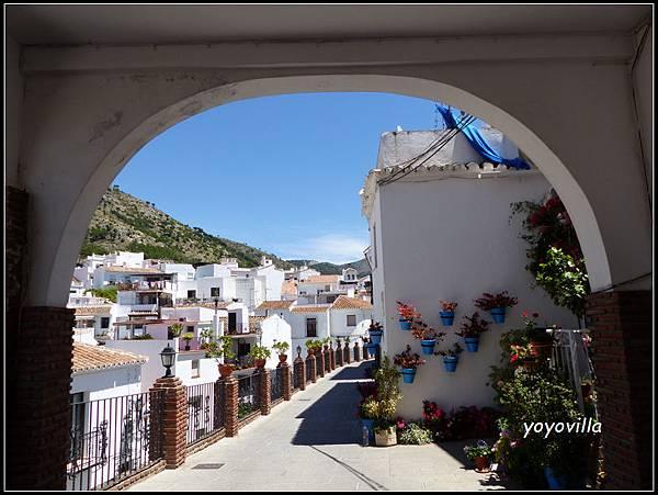 西班牙 米哈斯 Mijas, Spain