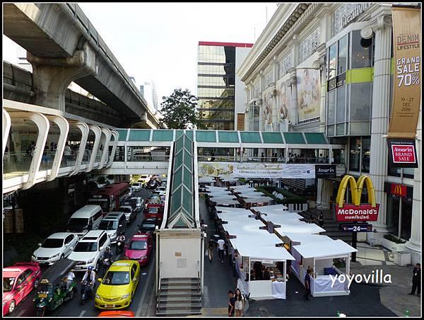 泰國 曼谷 四面佛 Phra Phrom, Bangkok, Thailand