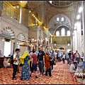 土耳其 伊斯坦堡 藍色回教寺 Blue Mosque, Istanbul, Turkey