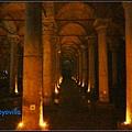 土耳其 伊斯坦堡地下水宮殿 Yerebatan Palace, Istanbul